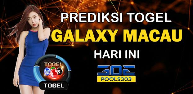 Prediksi Togel Galaxy Macau Jumat 10Januari 2020